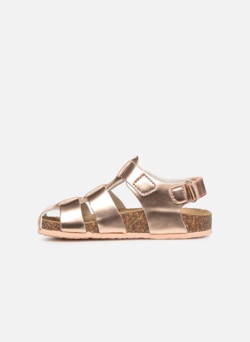 Sandales et nu-pieds Primigi PBK 34267 Argent vue face