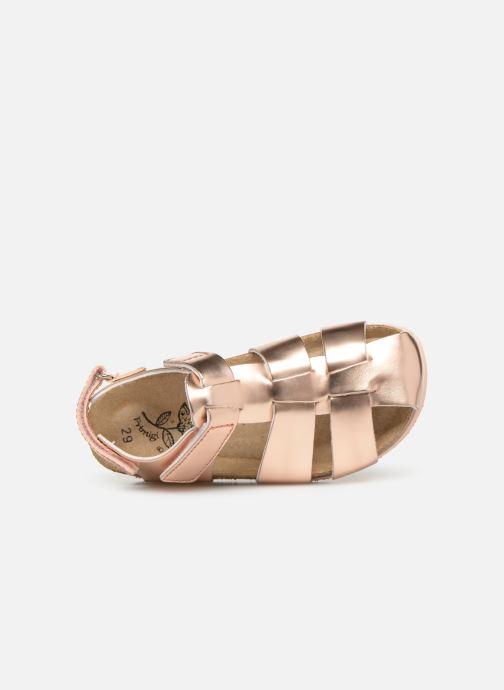 Sandales et nu-pieds Primigi PBK 34267 Argent vue gauche