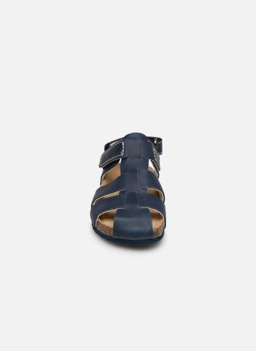 Sandales et nu-pieds Primigi PBK 34267 Bleu vue portées chaussures