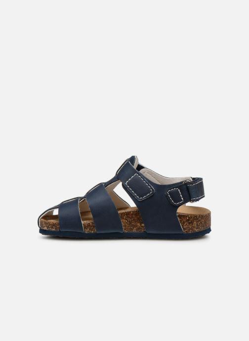 Sandals Primigi PBK 34267 Blue front view