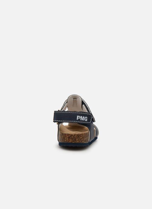 Sandales et nu-pieds Primigi PBK 34267 Bleu vue droite