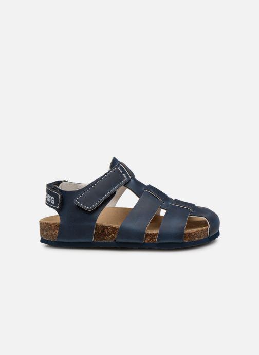 Sandales et nu-pieds Primigi PBK 34267 Bleu vue derrière