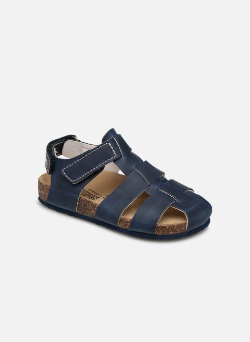 Sandales et nu-pieds Primigi PBK 34267 Bleu vue détail/paire