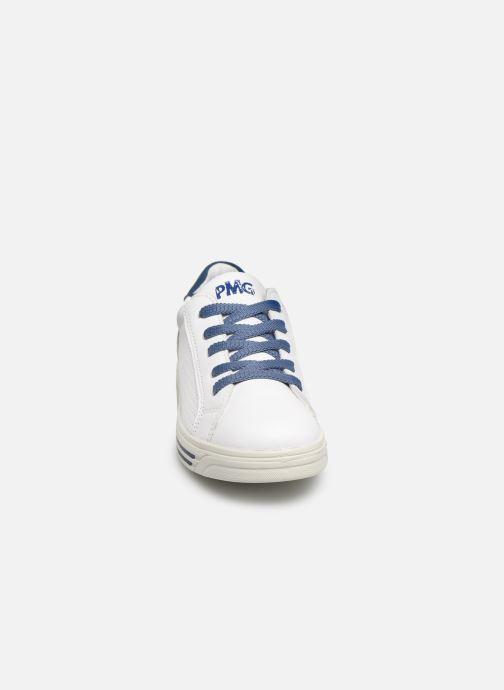 Baskets Primigi PHU 33834 Blanc vue portées chaussures