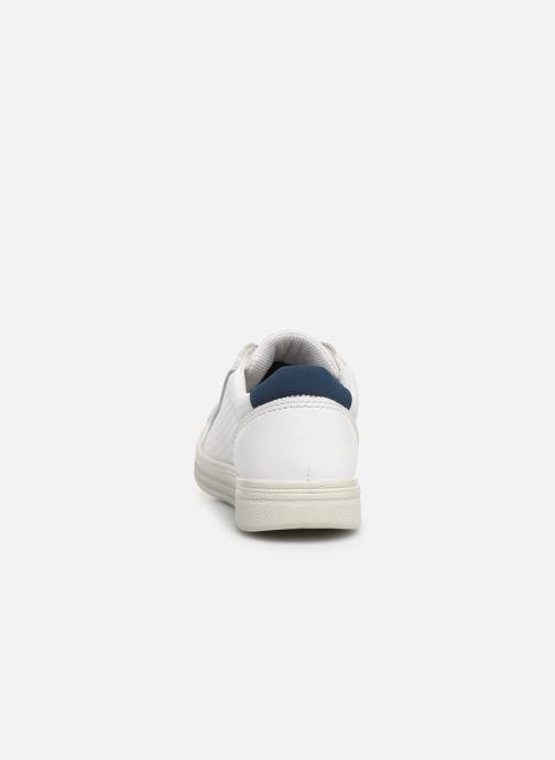 Baskets Primigi PHU 33834 Blanc vue droite