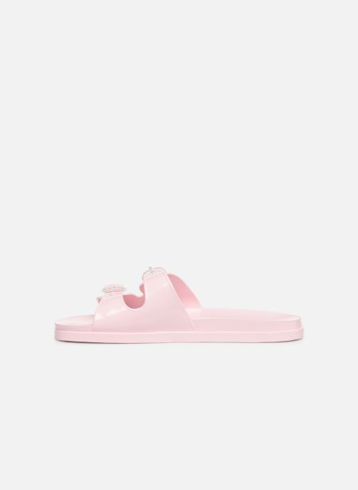 Wedges Méduse Mambo Roze voorkant