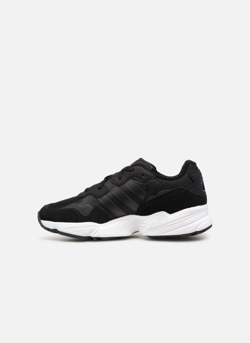Sneakers adidas originals Yung-96 Zwart voorkant