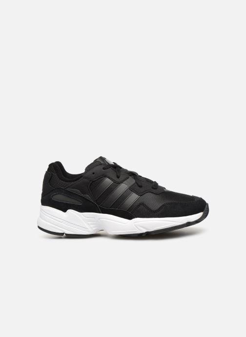 Sneakers adidas originals Yung-96 Zwart achterkant