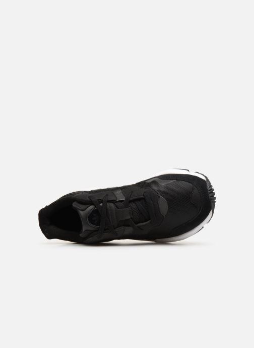 Sneakers adidas originals Yung-96 Zwart links