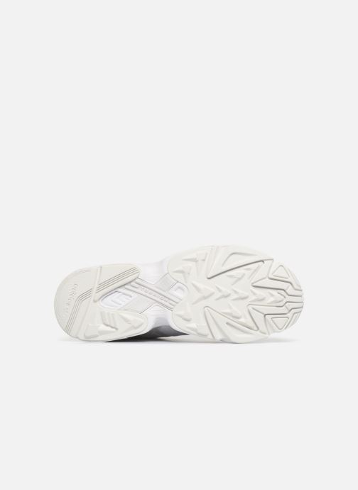 Baskets adidas originals Yung-96 Blanc vue haut
