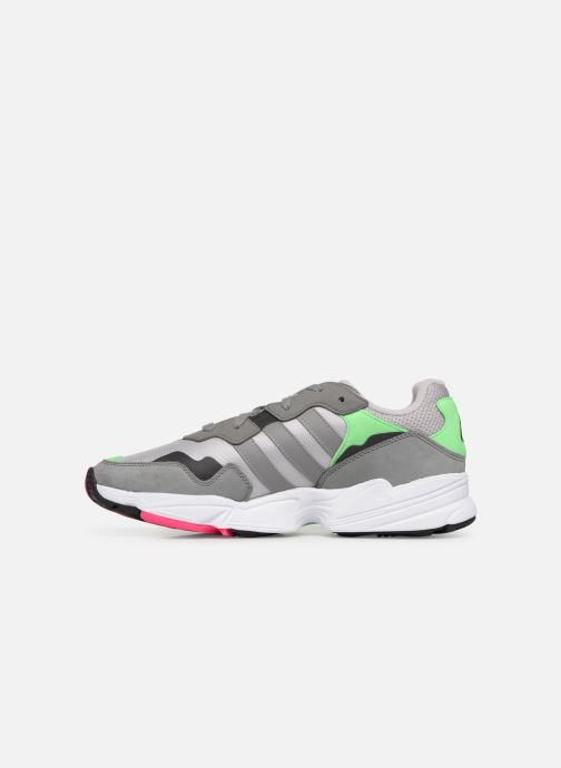 Sneakers adidas originals Yung-96 Grigio immagine frontale