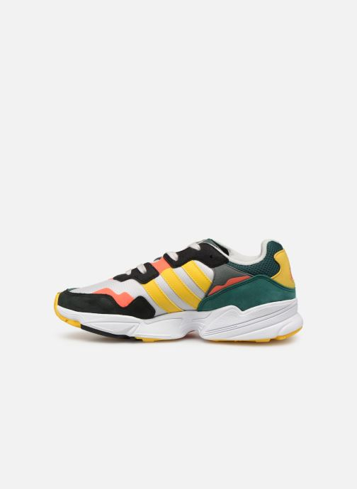 Baskets adidas originals Yung-96 Multicolore vue face