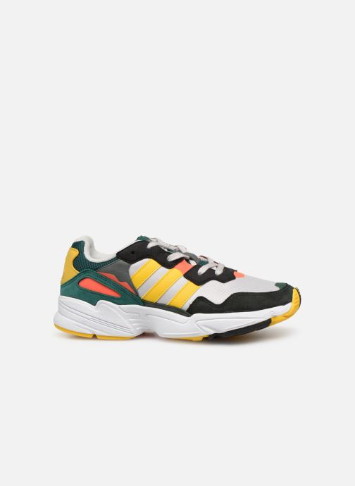 Trainers adidas originals Yung-96 Multicolor back view