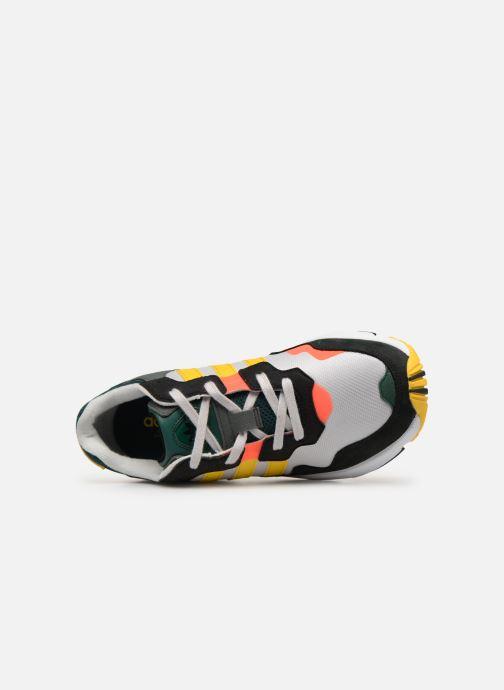 Baskets adidas originals Yung-96 Multicolore vue gauche
