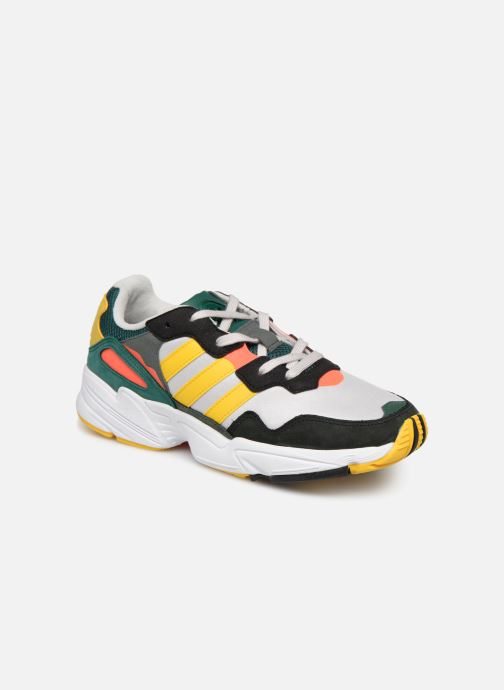 Baskets adidas originals Yung-96 Multicolore vue détail/paire