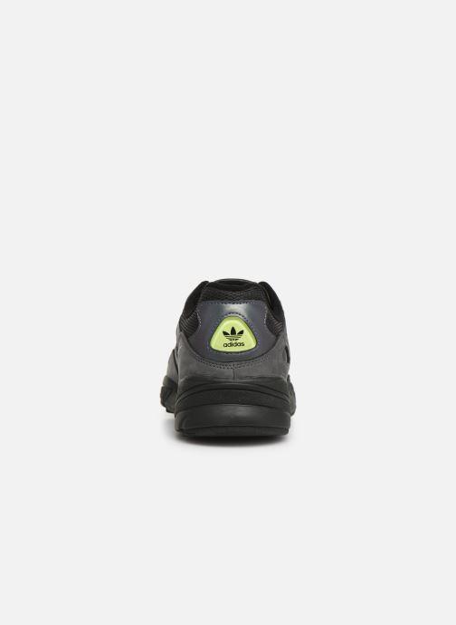 Sneakers adidas originals Yung-96 Sort Se fra højre