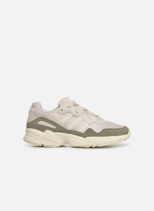 Sneakers adidas originals Yung-96 Wit achterkant