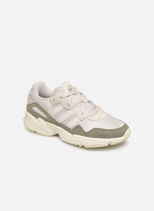 Sneakers adidas originals Yung-96 Wit detail
