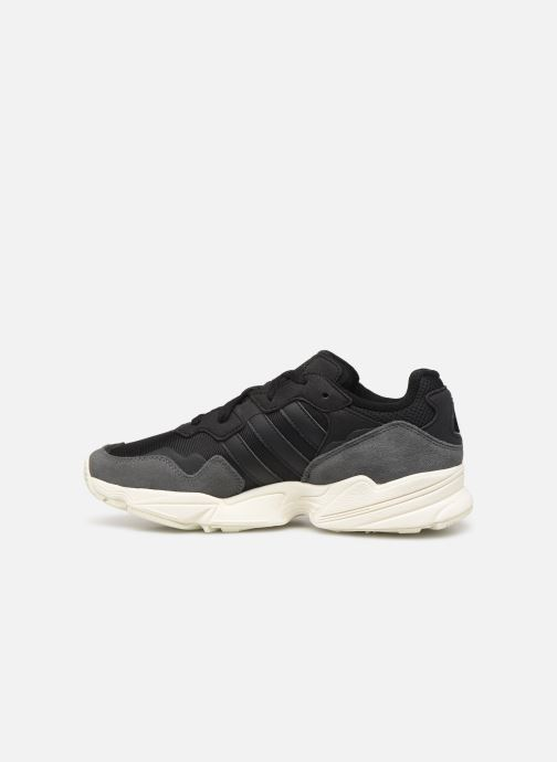 Sneakers adidas originals Yung-96 Nero immagine frontale