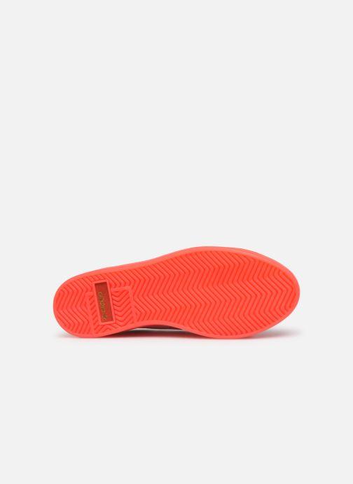 Sneaker adidas originals Adidas Sleek W rosa ansicht von oben
