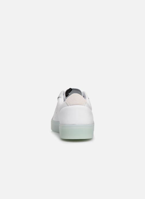 Baskets adidas originals Adidas Sleek W Blanc vue droite