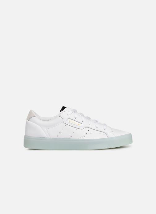adidas originals Adidas Sleek W (Blanc) Baskets chez
