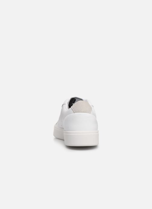Sneaker adidas originals Adidas Sleek W weiß ansicht von rechts