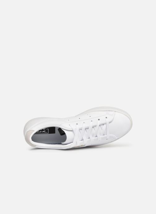 Sneakers adidas originals Adidas Sleek W Wit links