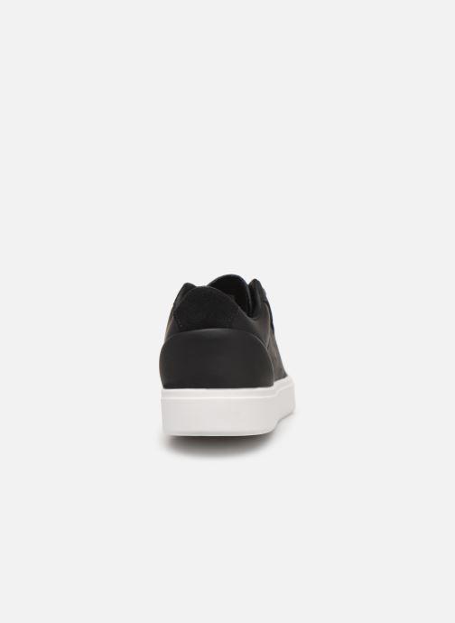 Baskets adidas originals Adidas Sleek W Noir vue droite