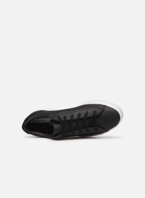 Deportivas adidas originals Adidas Sleek W Negro vista lateral izquierda