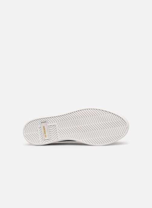 Sneakers adidas originals Adidas Sleek W Zwart boven