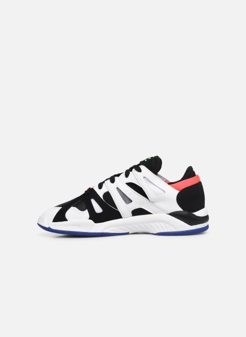 Sneaker Adidas Originals Dimension Lo weiß ansicht von vorne