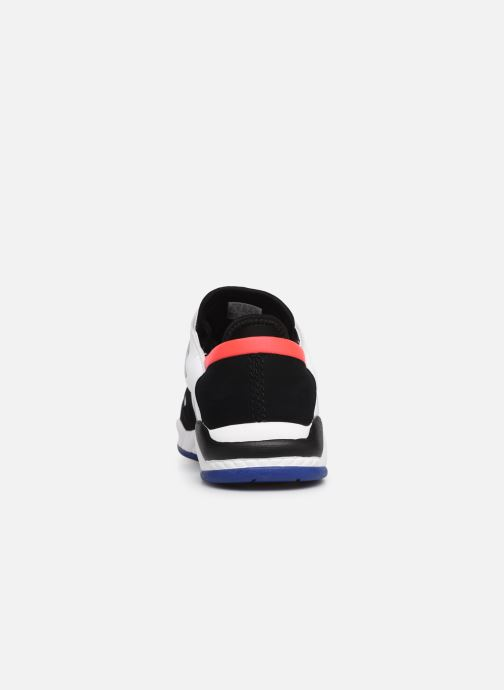 Sneaker Adidas Originals Dimension Lo weiß ansicht von rechts