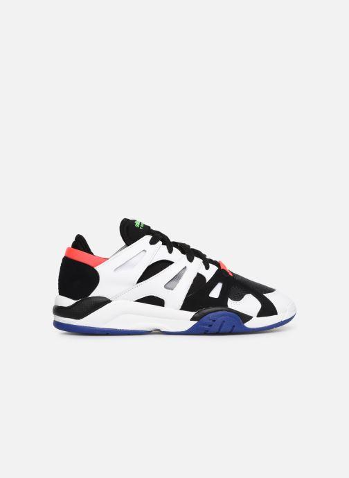 Sneaker Adidas Originals Dimension Lo weiß ansicht von hinten