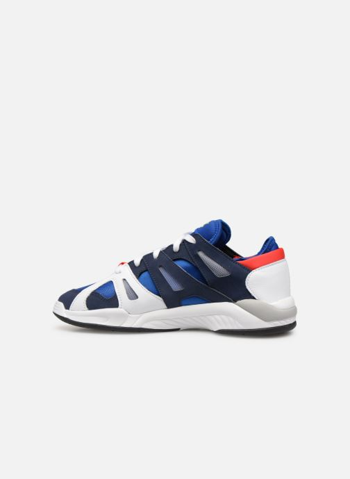 Trainers adidas originals Dimension Lo Blue front view