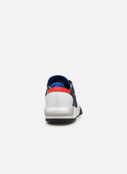 Trainers adidas originals Dimension Lo Blue view from the right