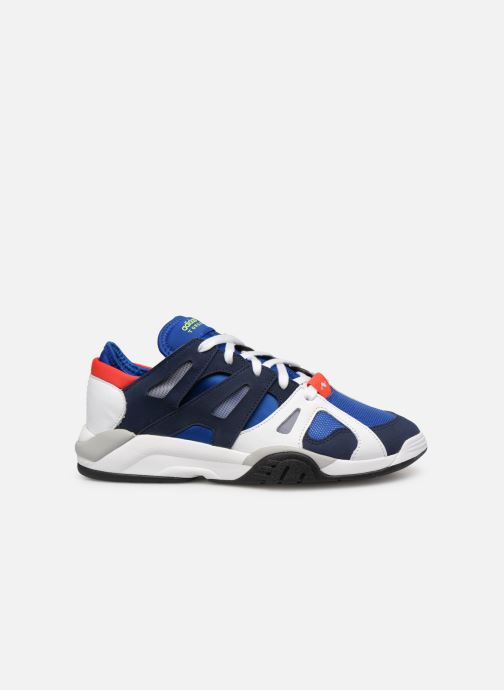 Trainers adidas originals Dimension Lo Blue back view