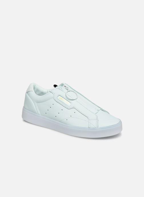 Sneaker adidas originals Adidas Sleek Z W grün detaillierte ansicht/modell