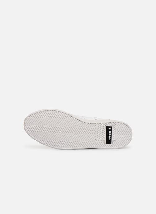 Sneakers adidas originals Adidas Sleek Mid W Hvid se foroven