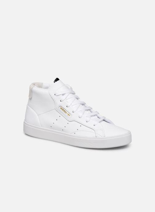 Sneaker adidas originals Adidas Sleek Mid W weiß detaillierte ansicht/modell