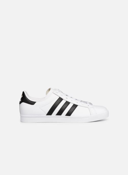 Baskets Adidas Originals Coast Star Blanc vue derrière