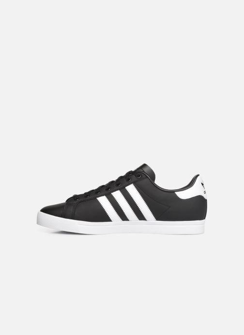 Sneakers adidas originals Coast Star Zwart voorkant