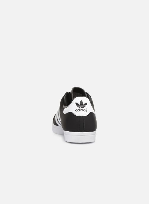 Sneakers adidas originals Coast Star Nero immagine destra