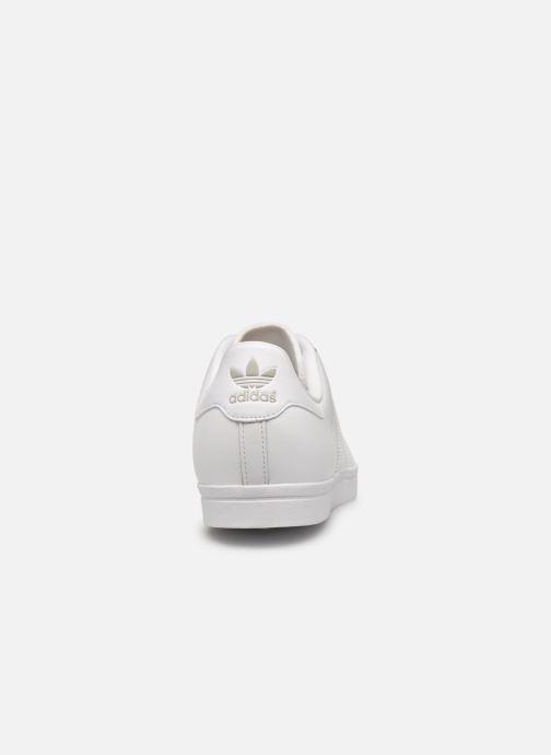 Sneaker adidas originals Coast Star weiß ansicht von rechts