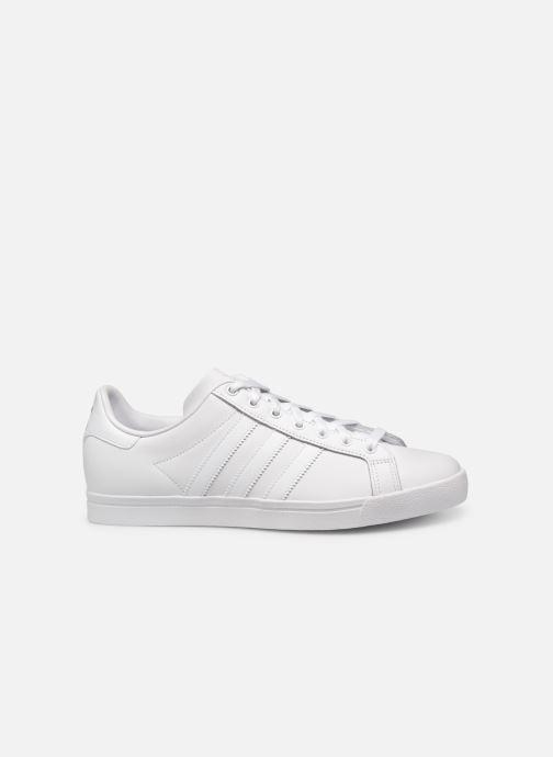 Baskets Adidas Originals Coast Star Blanc vue derrière