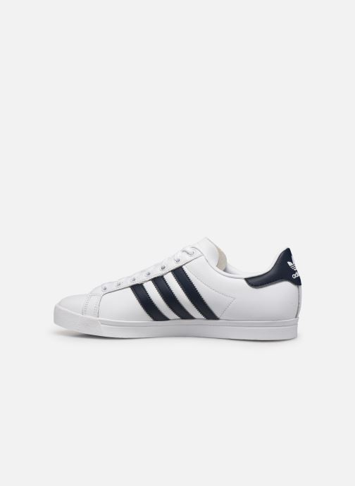 Sneakers adidas originals Coast Star Wit voorkant
