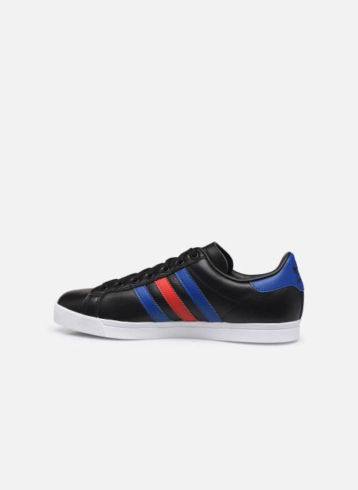 Sneakers adidas originals Coast Star Nero immagine frontale