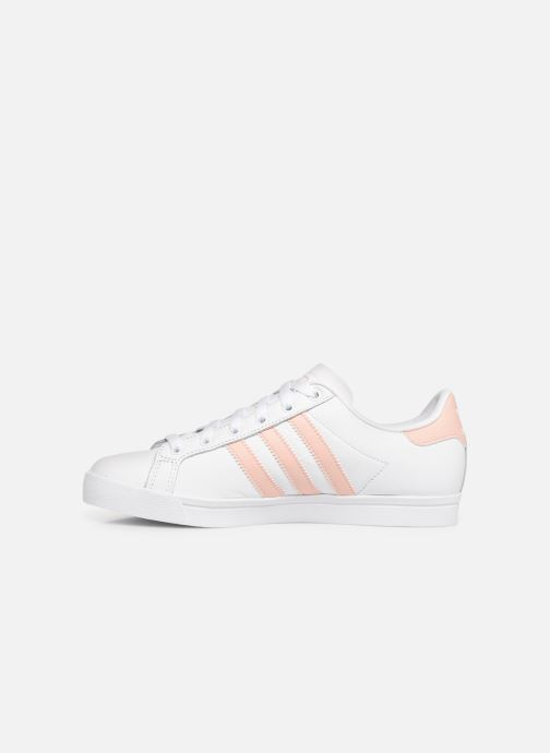 Trainers adidas originals Coast Star W White front view
