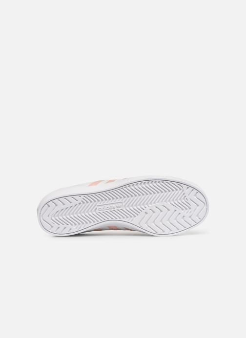 Trainers adidas originals Coast Star W White view from above