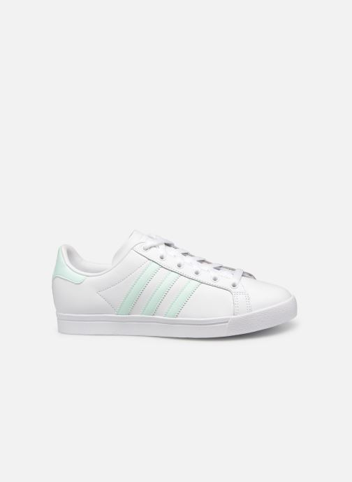 Baskets Adidas Originals Coast Star W Blanc vue derrière